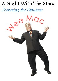 A Night With The Stars - Featuring the Fabulous - Wee Mac